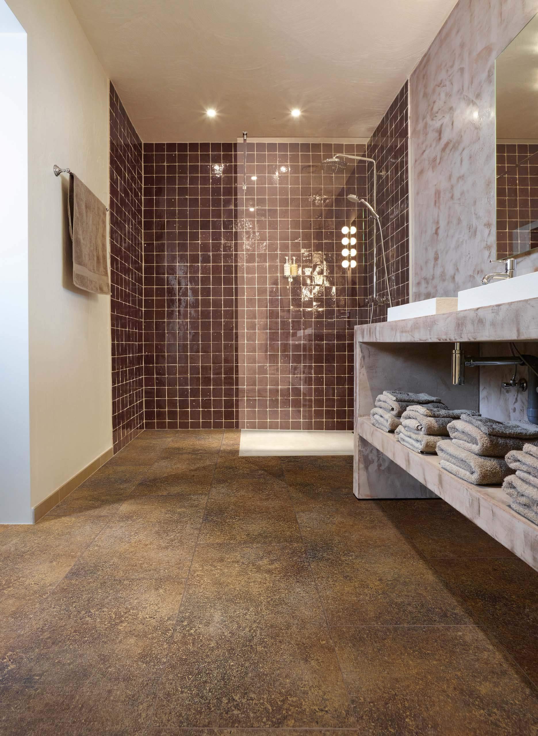 cantera stone effect luxury vinyl flooring moduleo