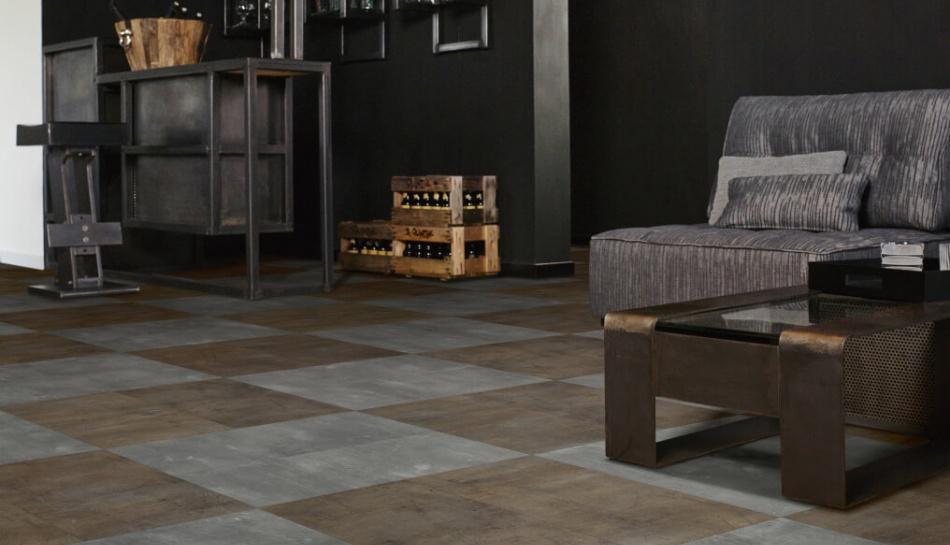 Vinyl flooring living room ideas